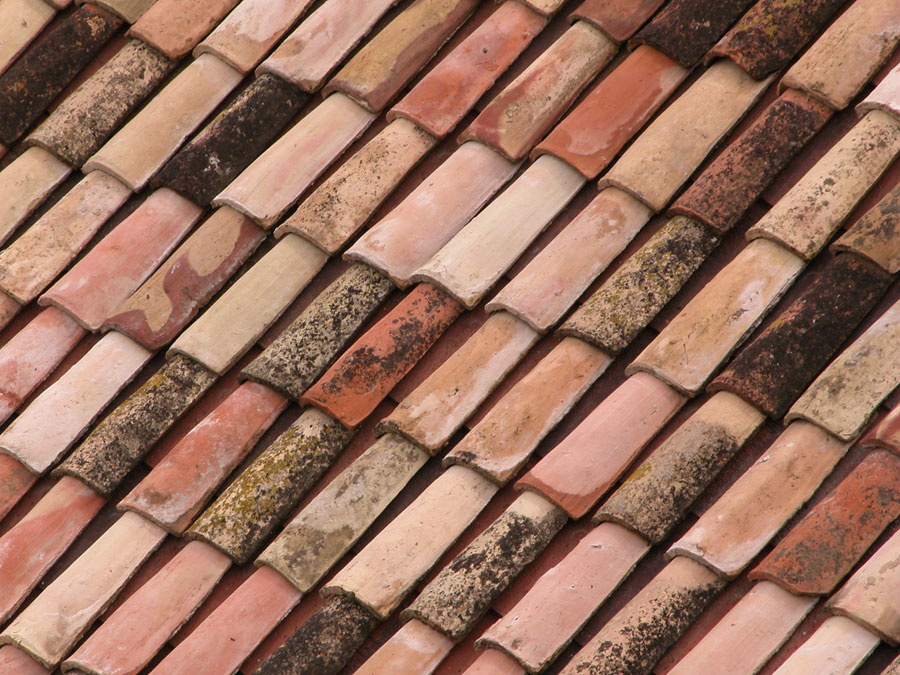 A missing roof tile can create a lot of draught