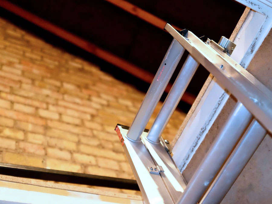 Is your loft hatch letting in cold air?