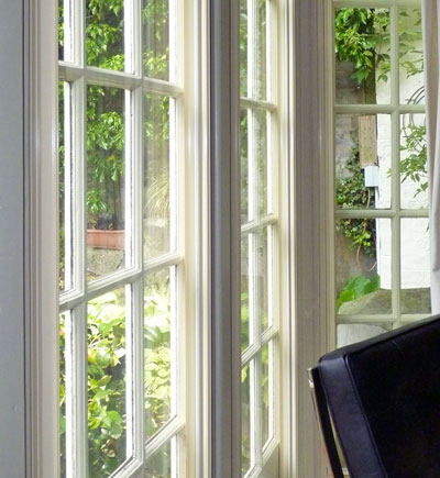 Secondary Glazing for Enhanced Home Security