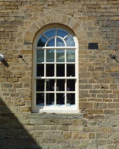 Clearview Secondary Glazing at a Listed Stable in Norton