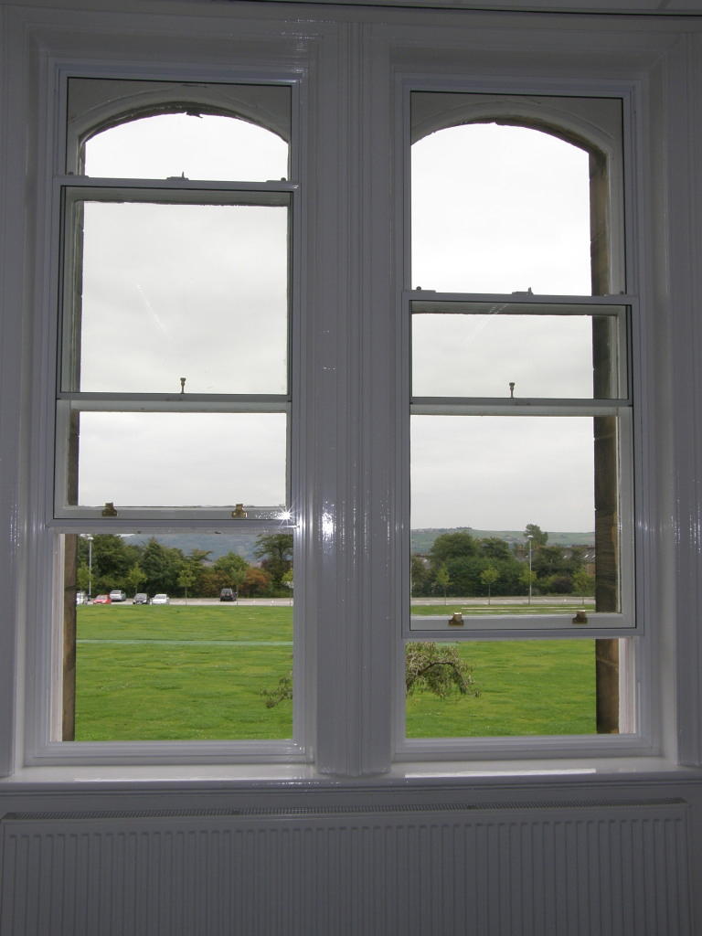 Acoustic Benefits of Secondary Glazing