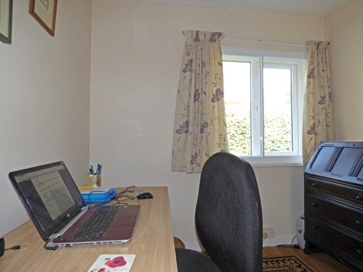 Working in Silence Secondary glazing