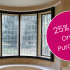 25% Off DIY Secondary Glazing – Limited Time Only