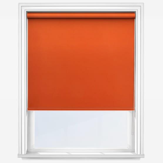 11. Elements orange marmalade Roller Blind