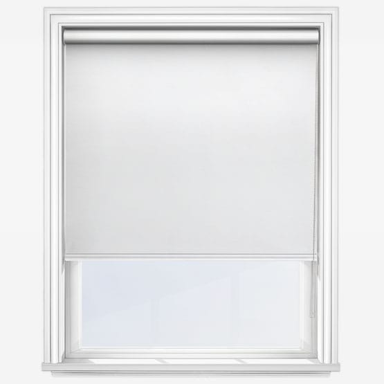 Fusion White Roller Blind